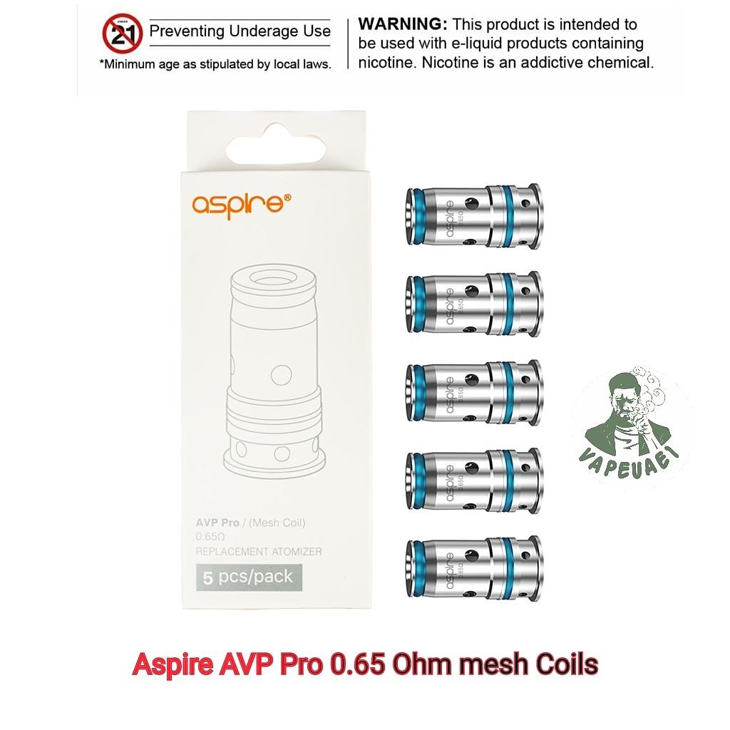 Aspire AVP Pro Coils