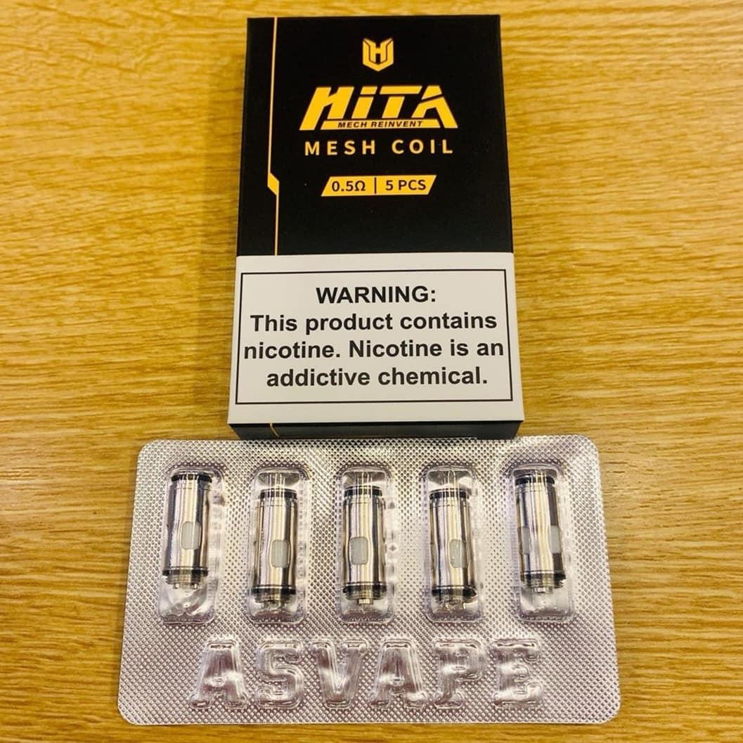 Asvape Hita Replacement Coils