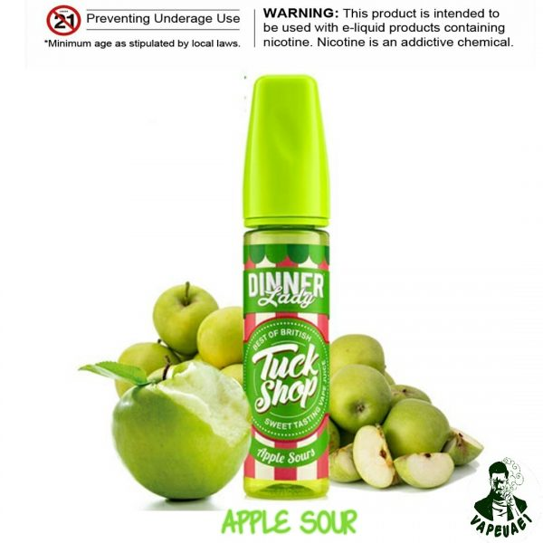 APPLE SOURS BY DINNER LADY