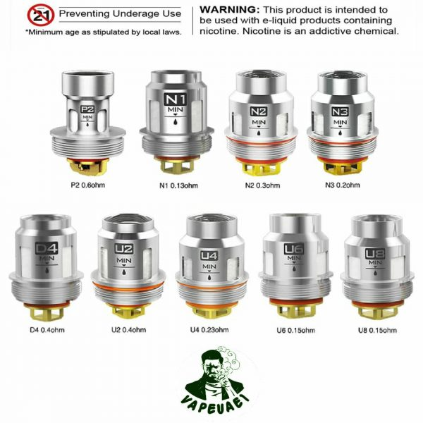 VOOPOO UFORCE Replacement Coil