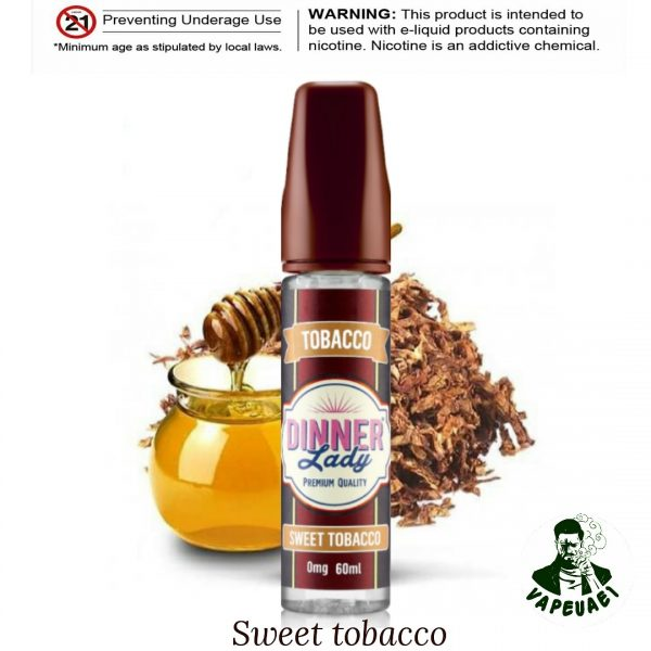 SWEET TOBACCO BY DINNER LADY