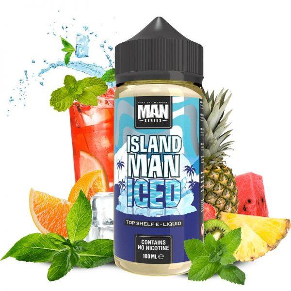 ONE HIT WONDER ELIQUID/ISLAND MAN Ice 100ML