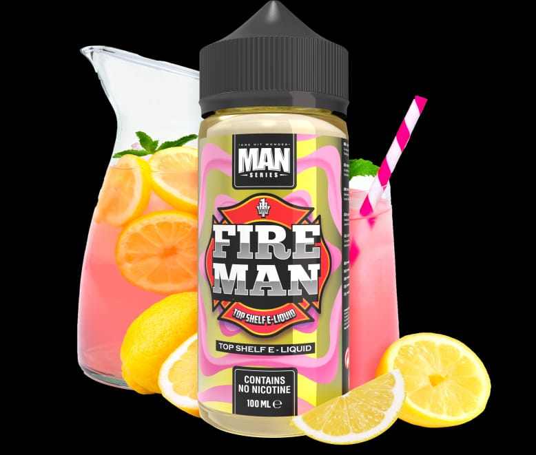 ONE HIT WONDER ELIQUID /FIRE MAN 10O ML