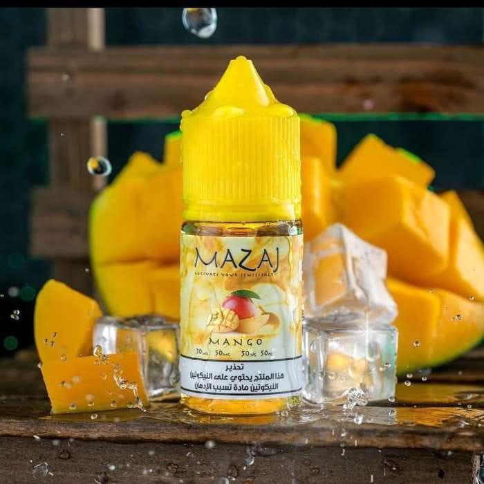 Mazaj Mango SaltNic 30ML