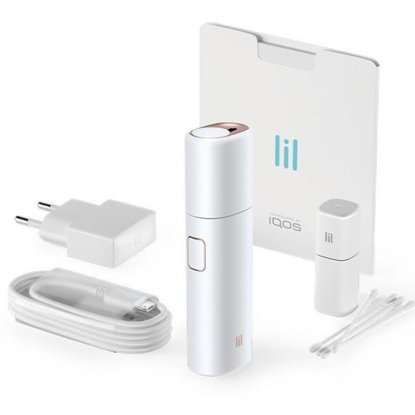 IQOS Lil SOLID NEW IQOS DEVICE