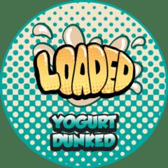 Yogurt Dunked By Loaded Vape Juice LOGO