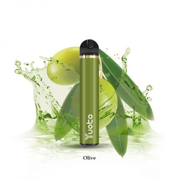 Yuoto Olive Disposable Device 1500 Puffs