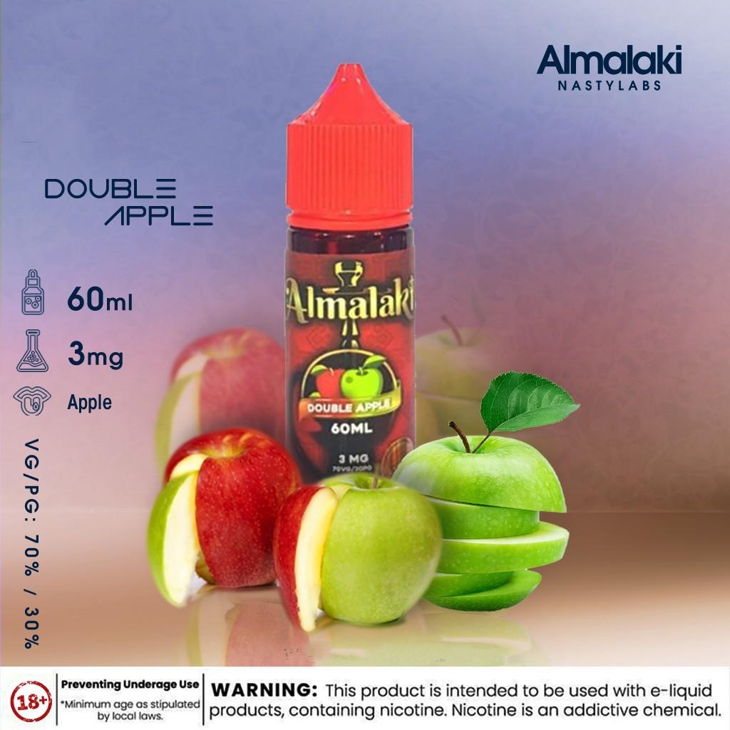 Double Apple by AlMalaki