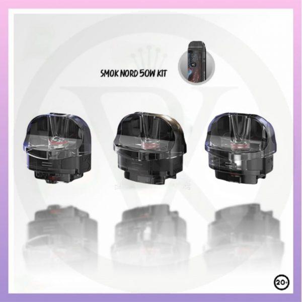 SMOK Nord 50W Empty Cartridge