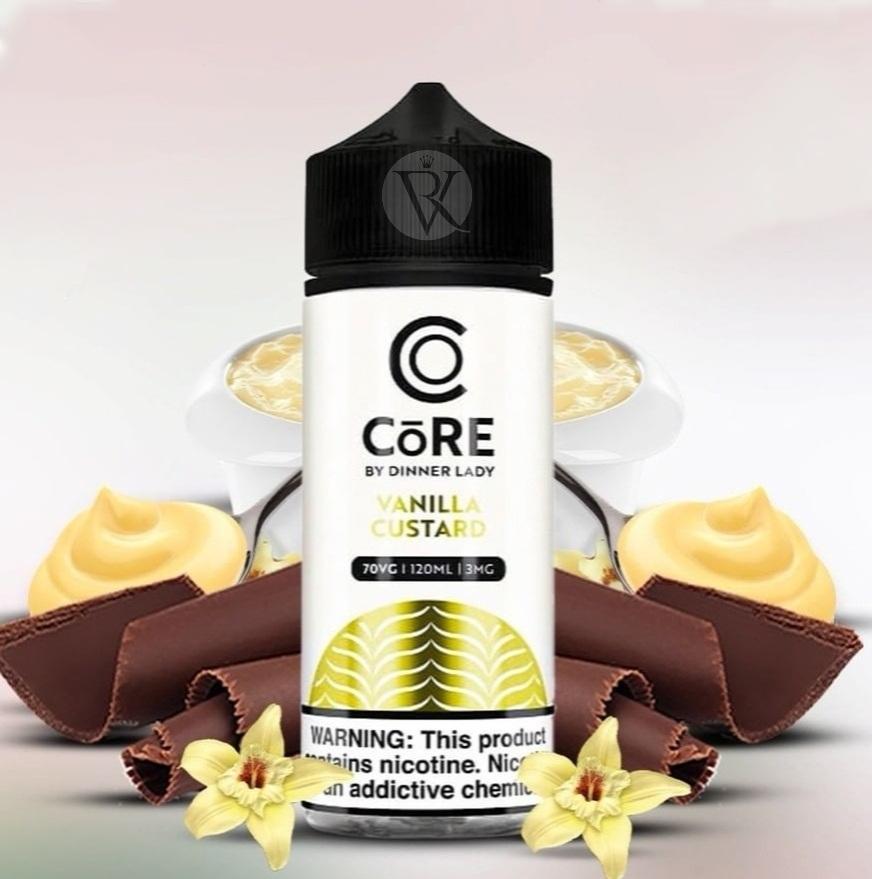 Vanilla Custard Core Dinner Lady