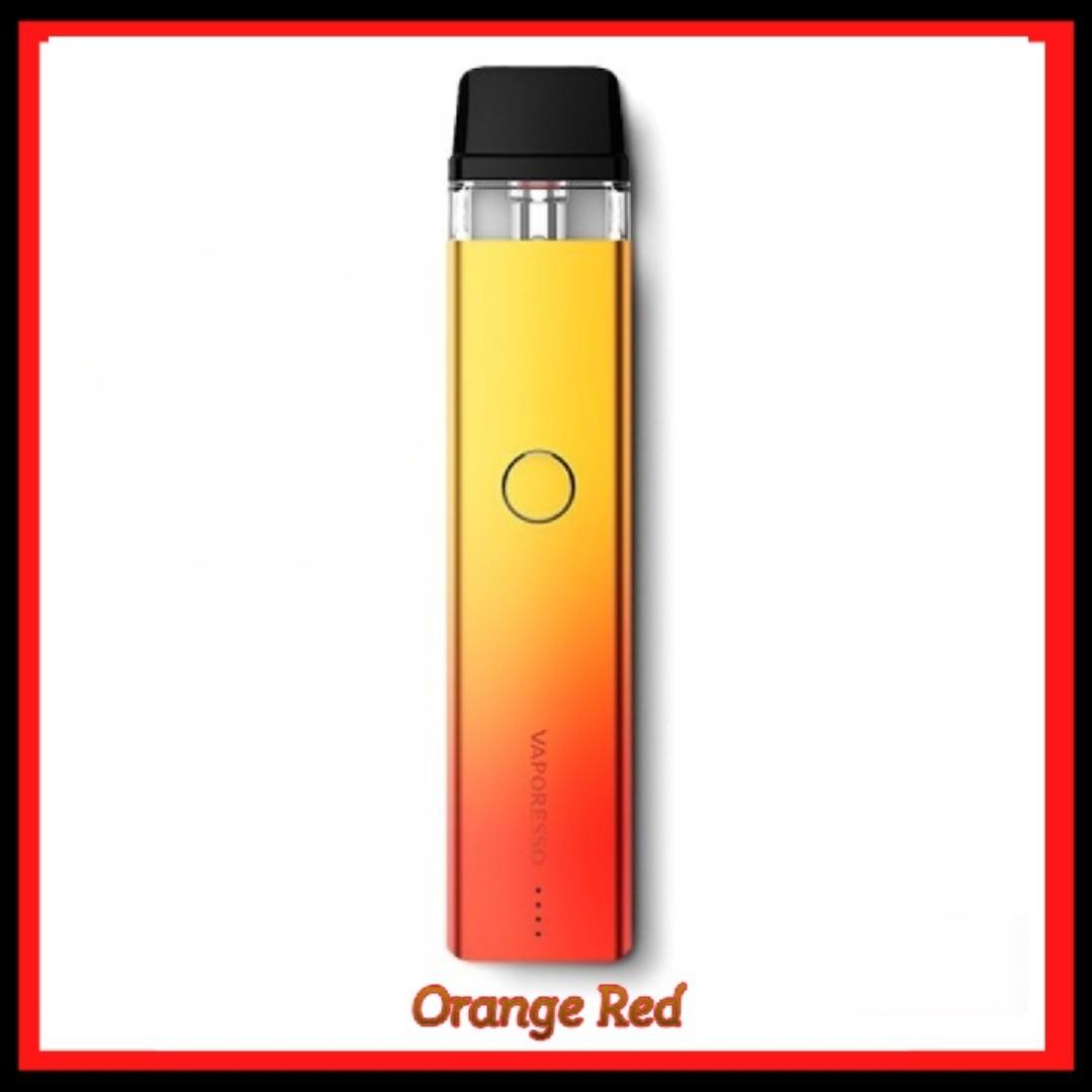 Vaporesso xros 2 pod kit Orange Red