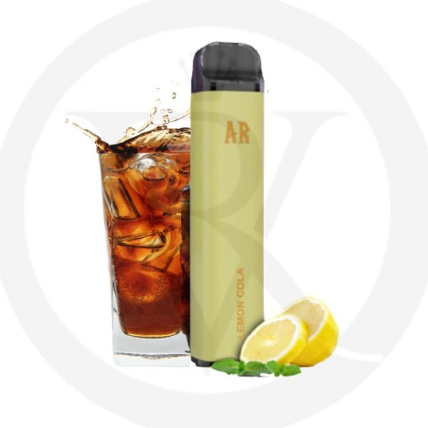 arabisk lemon cola 1600 puffs