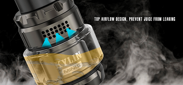 Kylin Mini II RTA 2- 5ml 24.4mm - Vandy Vape