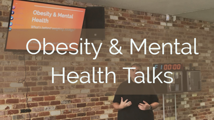 Obesity & Mental Health Talk