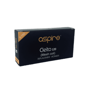 Aspire Cleito 120 Mesh Replacement Coil