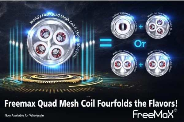 Freemax Pro Mesh Replacement Coils