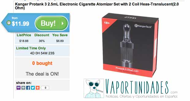 focalecig kanger protank 3 group buy