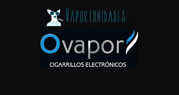 bienvenida ovapor cigarrillos electronicos