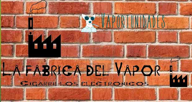 la fabrica del vapor cigarrillos electronicos tienda