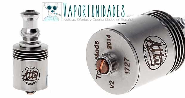 fasttech atomizador reparable dripeo seco tobh