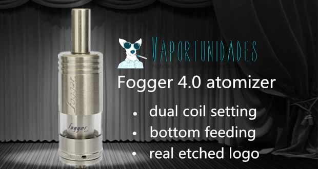 fasttech yiloong fogger v4 atomizador reparable