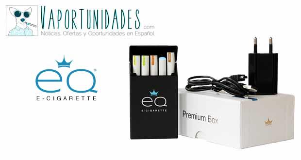 eqcigs cigarrillo electronico kit