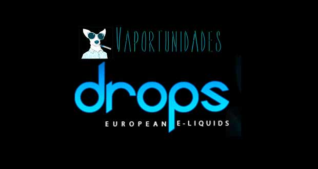 liquidos drops cigarrillos electronicos
