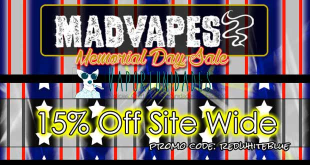 madvapes oferta memorial day