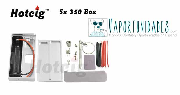 hana modz yihie yihi chip sx350 box carcasa caja
