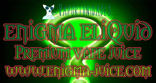 liquidos enigma e juice juice