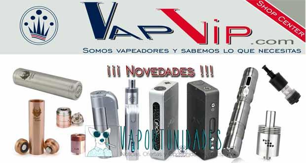 vapvip tienda cigarrillos electronicos