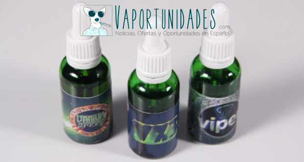shaman juice eliquid viper vx3 vanium sinhumo sevilla