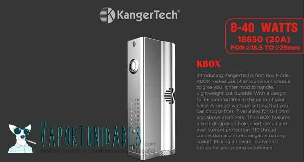 kanger kangertech kbox 40w