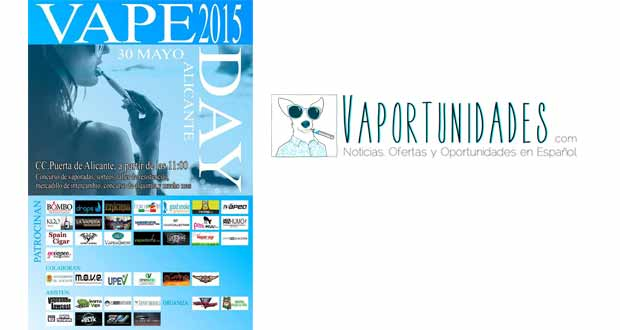 vapeday alicante