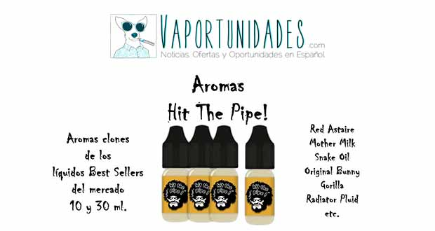 Aromas HIT THE PIPE
