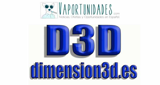 Dimension3d.es d3d dimension 3d vapeo
