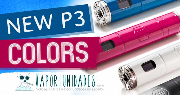 provape provari p3 colors