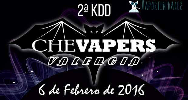 kdd Che vapers Valencia
