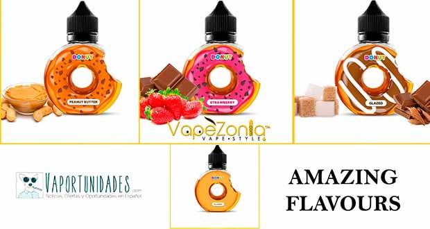 Amazing Flavours - Disponibles en Vapezonia