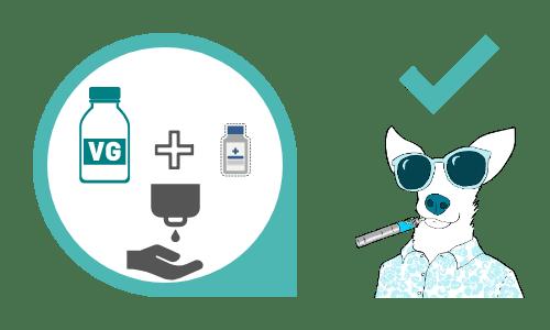 3 Vaper Imagenes post Coronavirus gel manos