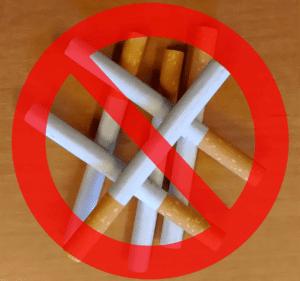 no smoking graphic