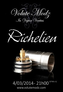 Richelieu-Launch