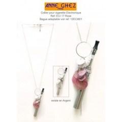 Accesorios-e-cigarrillos-tours-de-cousirene-colgantes de plata-Rose-Anne-Ghez