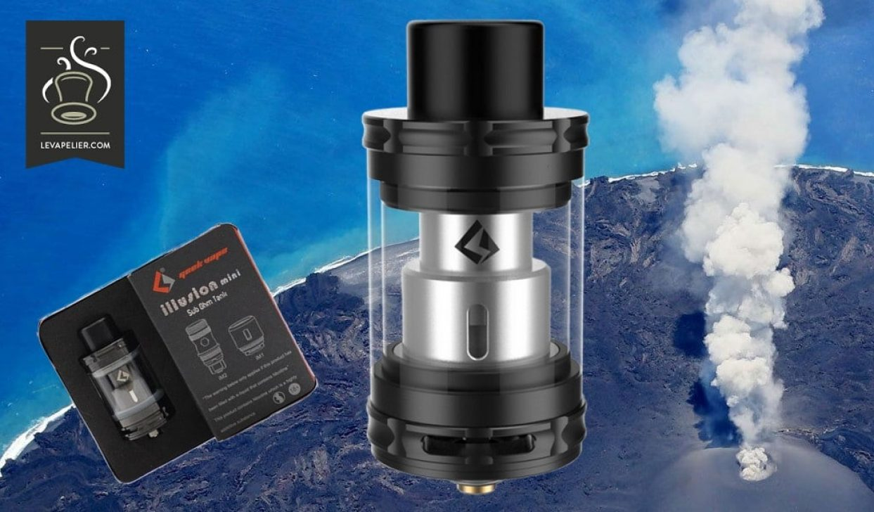 REVIEW: MINI ILLUSION BY GEEKVAPE