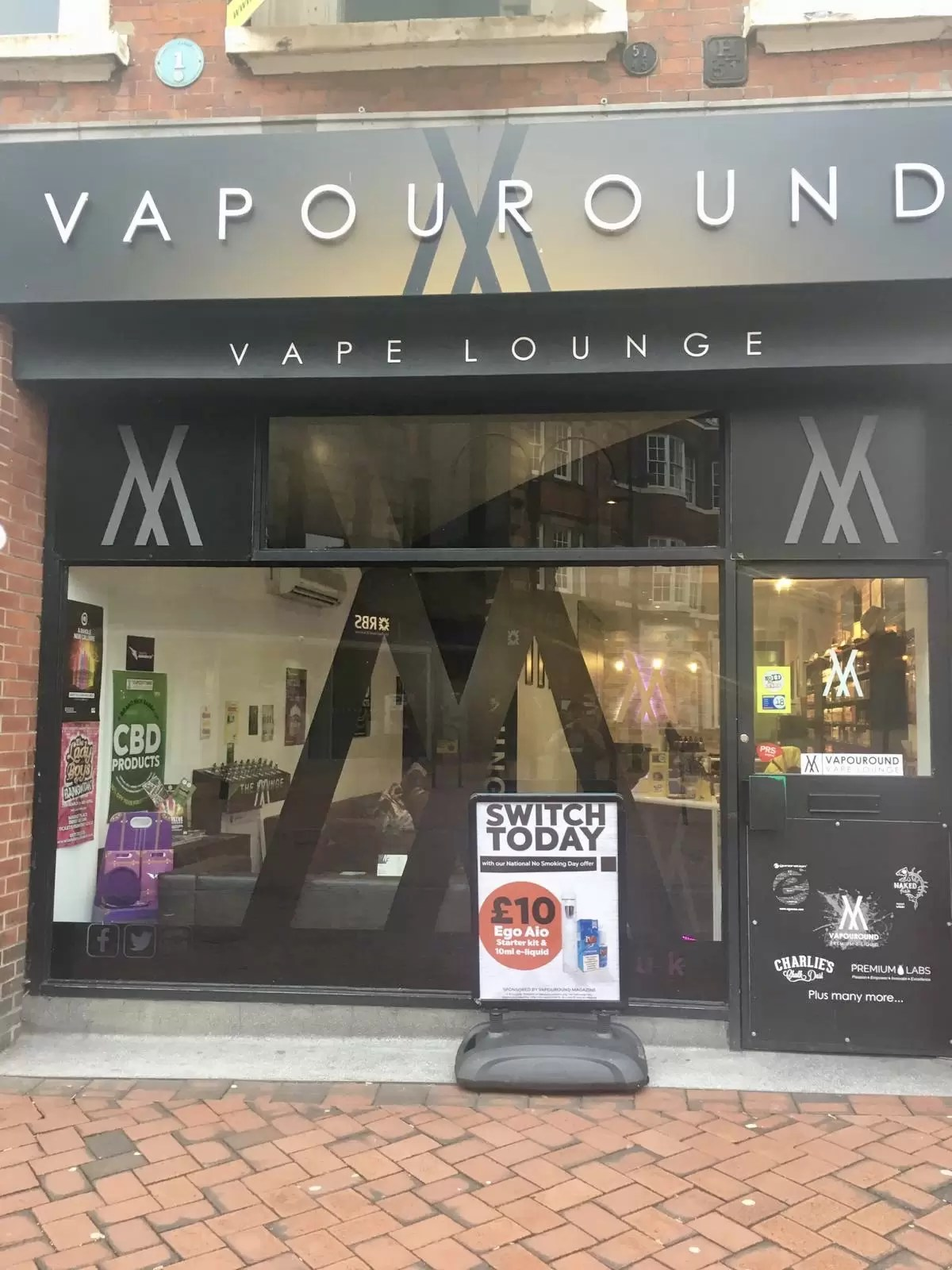 National No Smoking Day 2019: We hit the streets to speak to vapers in Derby