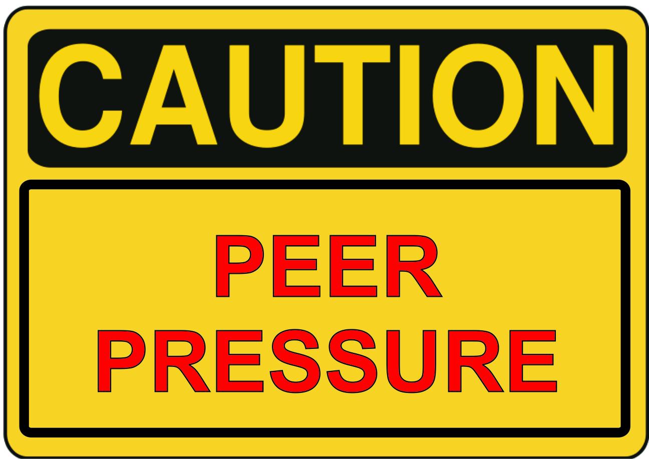 Dealing with Peer Pressure   VoiceAmerica Press Pass   Internet Talk Radio News