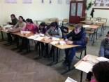 Nachhilfeprogramm für 18 Schüler