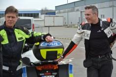 Polis och Nicklas Ek