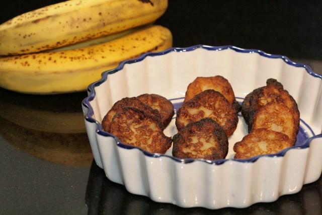 Umber (banana fritters)