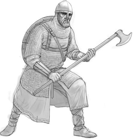 Barbarian Bodyguards: the Varangian Guard of Byzantium